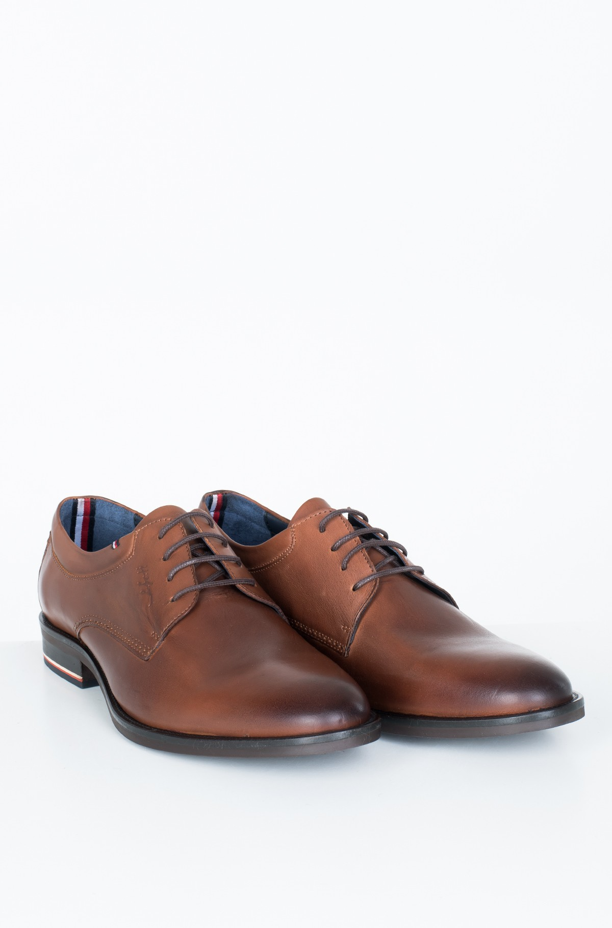 Batai SIGNATURE SMOOTH LEATHER SHOE-full-3
