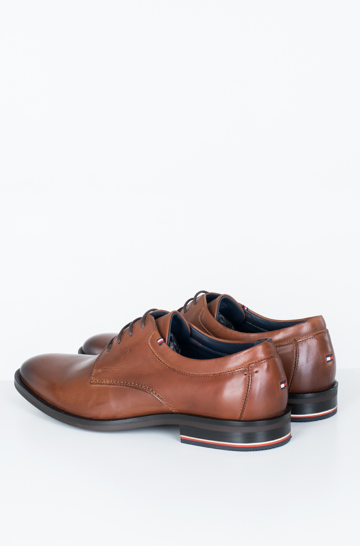 Batai SIGNATURE SMOOTH LEATHER SHOE-full-4