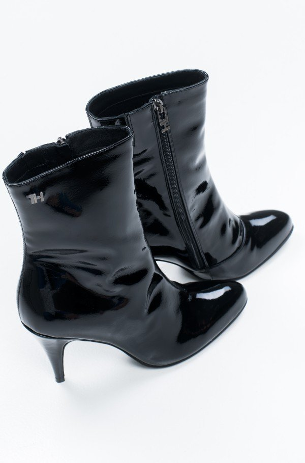 ELEVATED PATENT BOOTIE