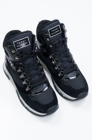 Boots PATENT FASHION SPORTY BOOT-3