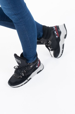 Boots PATENT FASHION SPORTY BOOT-2