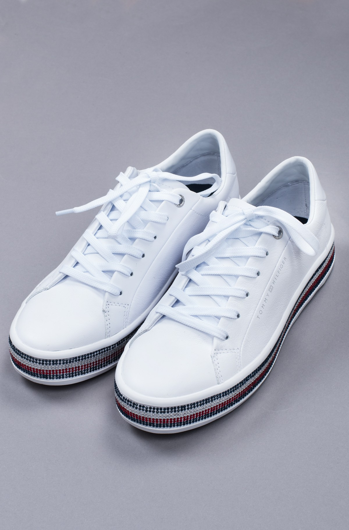 Sneakers TOMMY JEWELED SNEAKER-full-3