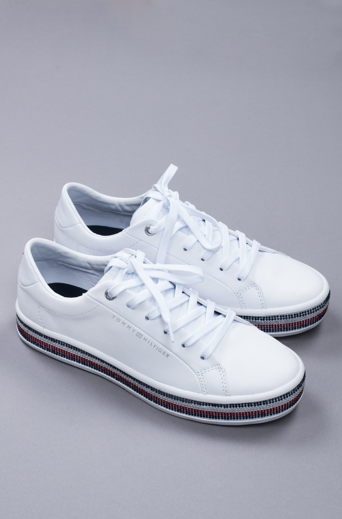Sneakers TOMMY JEWELED SNEAKER-full-4