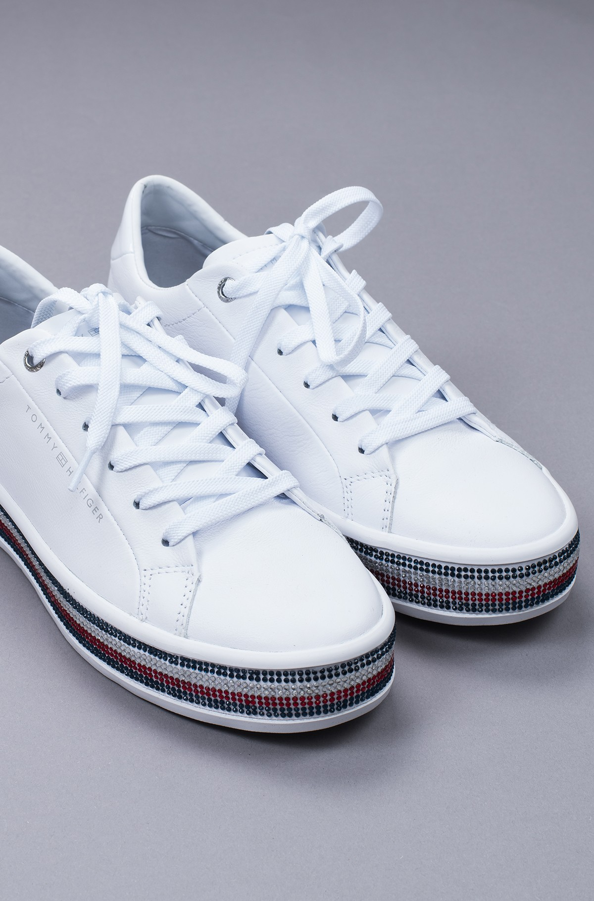 Sneakers TOMMY JEWELED SNEAKER-full-1