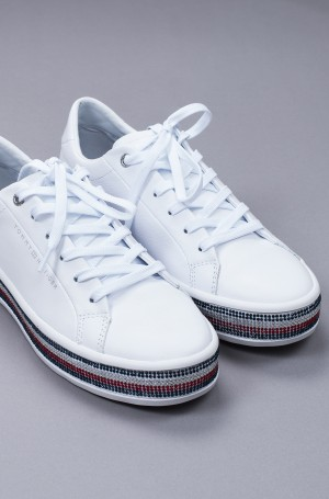 Sneakers TOMMY JEWELED SNEAKER-1