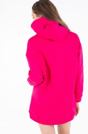 Dress TH ESS HOODED DRESS LS-3