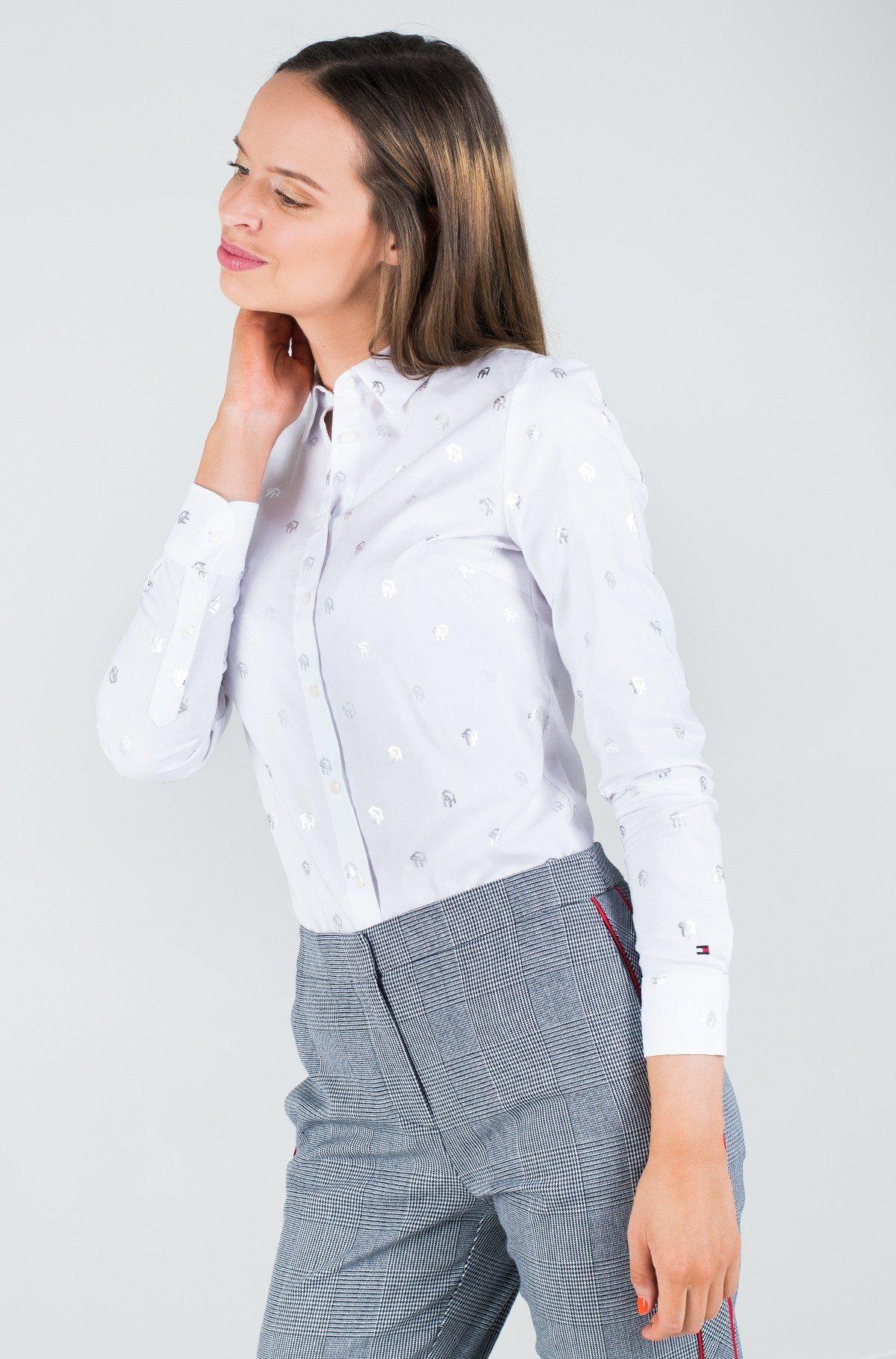 Marškiniai DAWN SHIRT LS W2-full-1