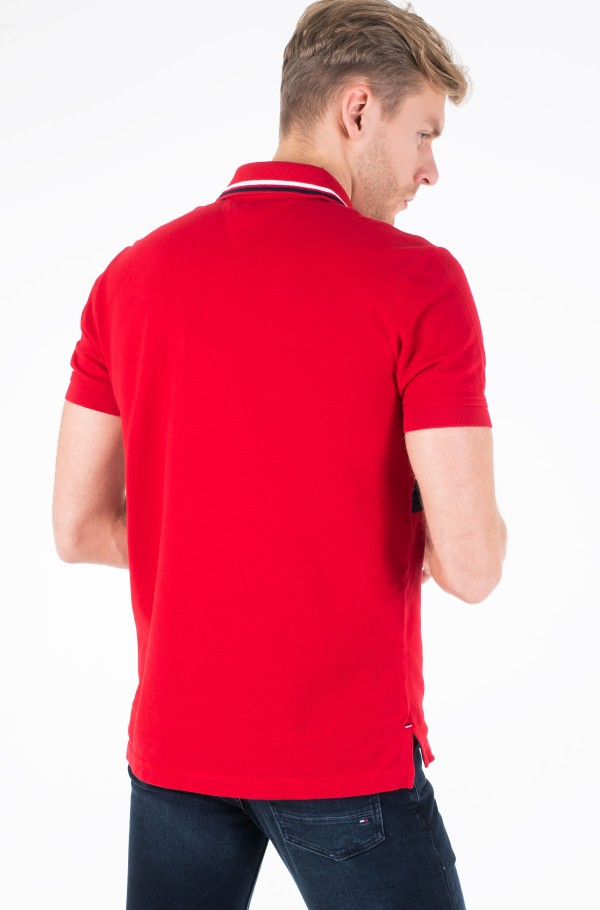 ICONIC CHEST STRIPE REGULAR POLO-hover