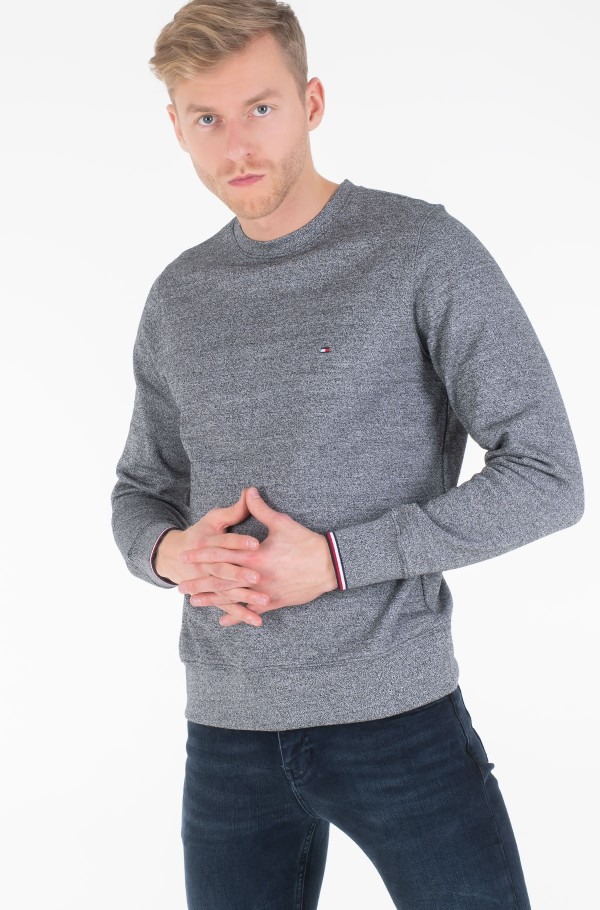 MOULINE SWEATSHIRT