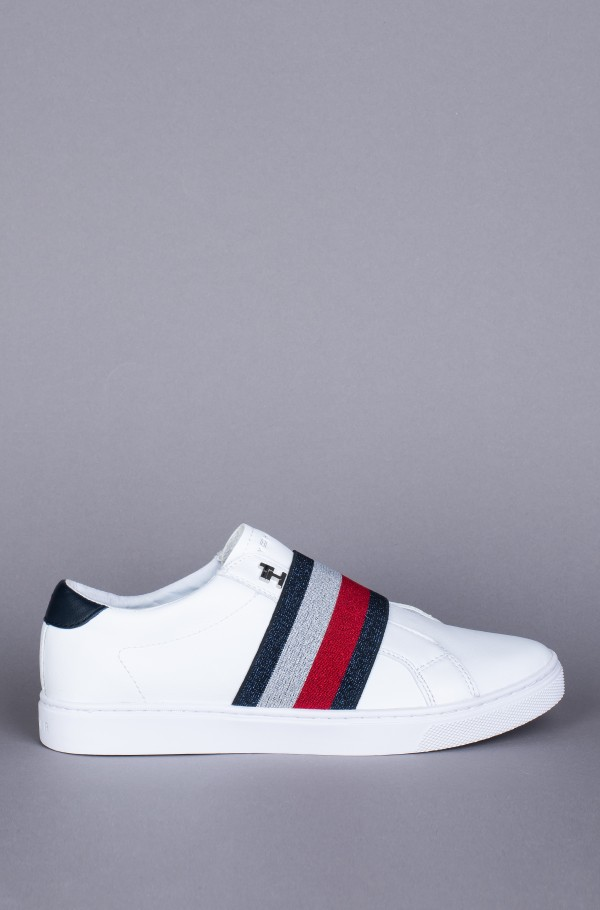 SLIP ON ELASTIC CASUAL SNEAKER