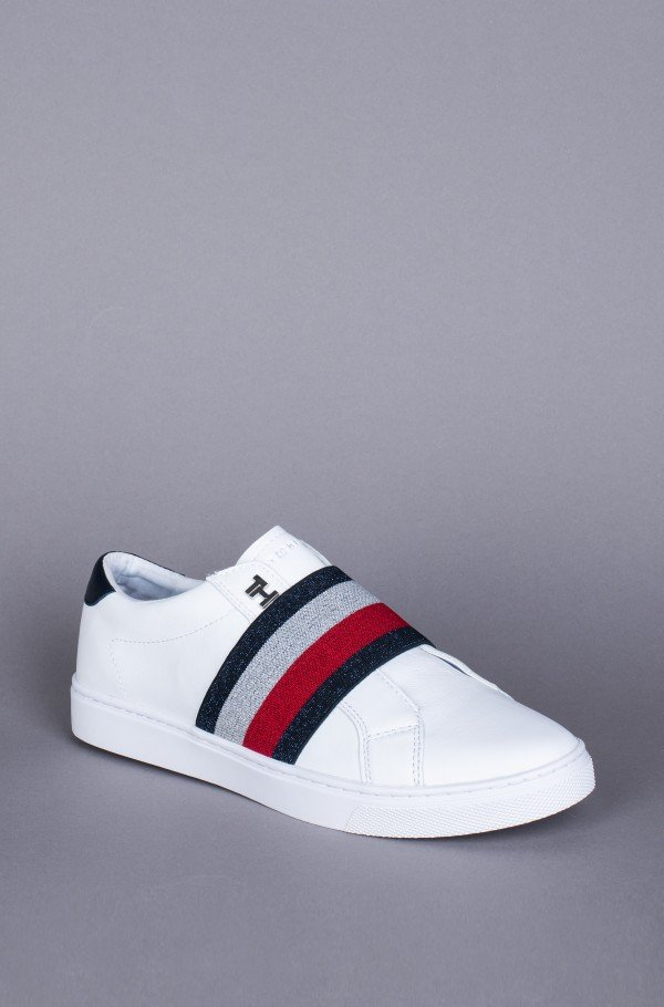 SLIP ON ELASTIC CASUAL SNEAKER-hover