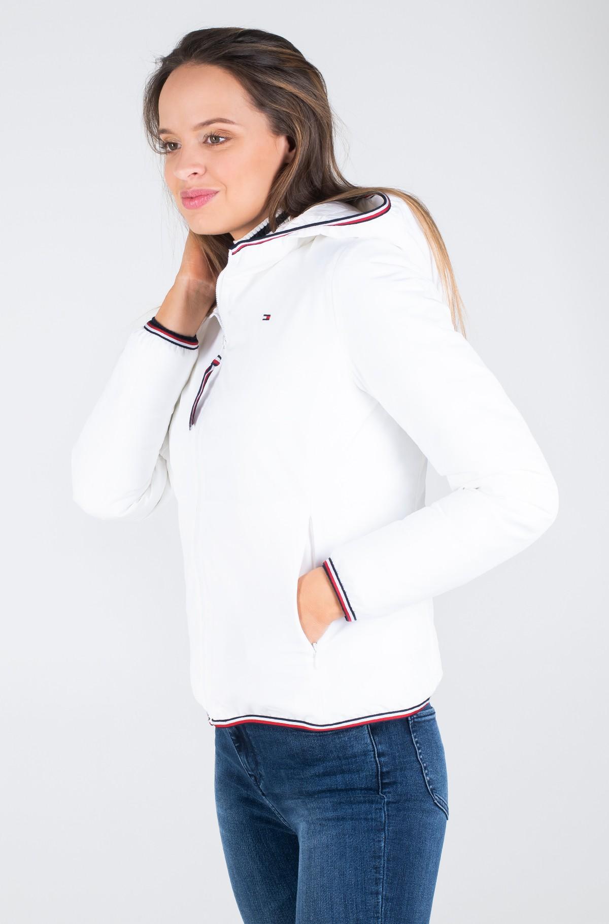 Reversible jacket TH ESSENTIAL REVERS PADDED JKT-full-1