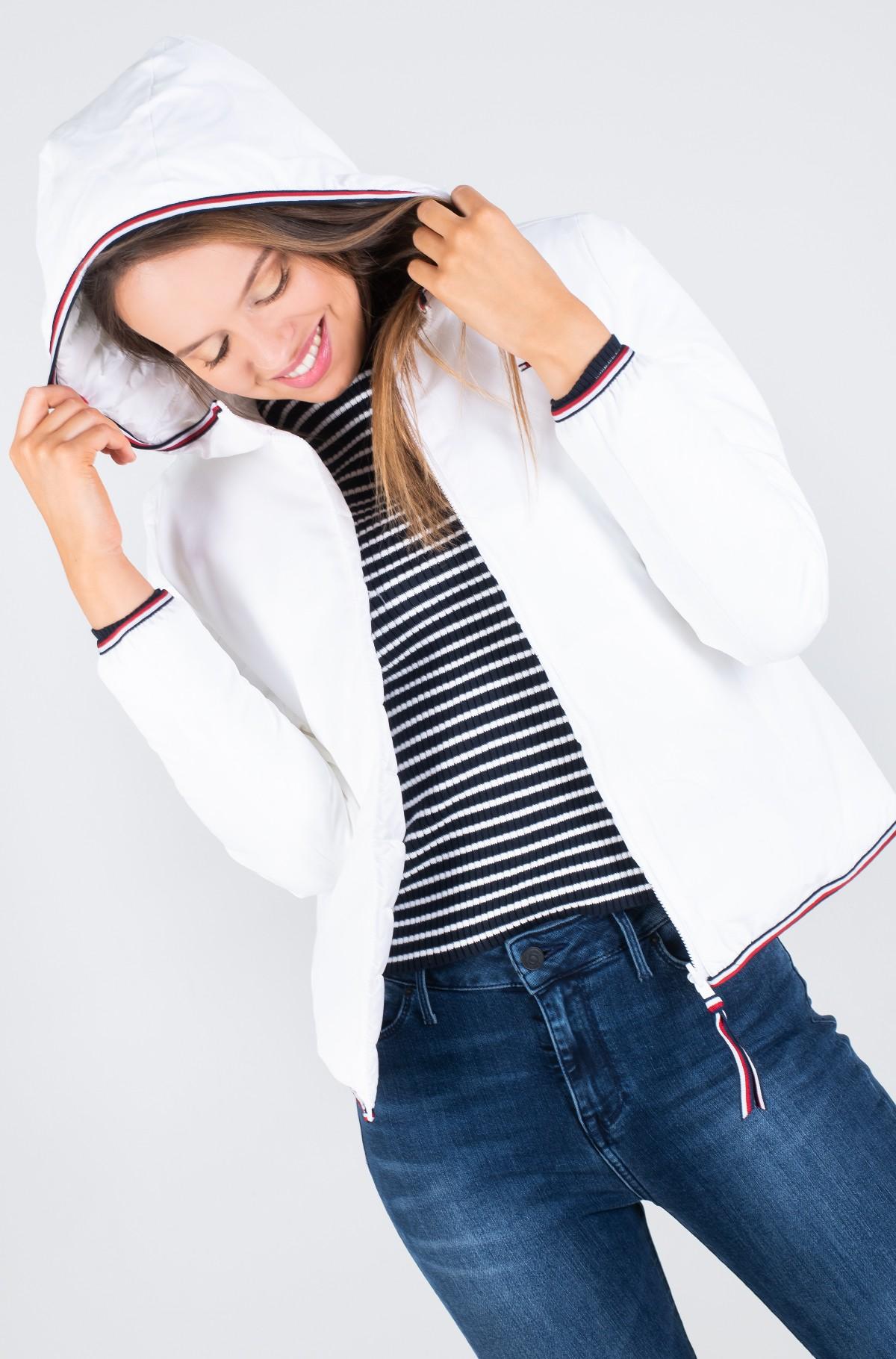 Reversible jacket TH ESSENTIAL REVERS PADDED JKT-full-2