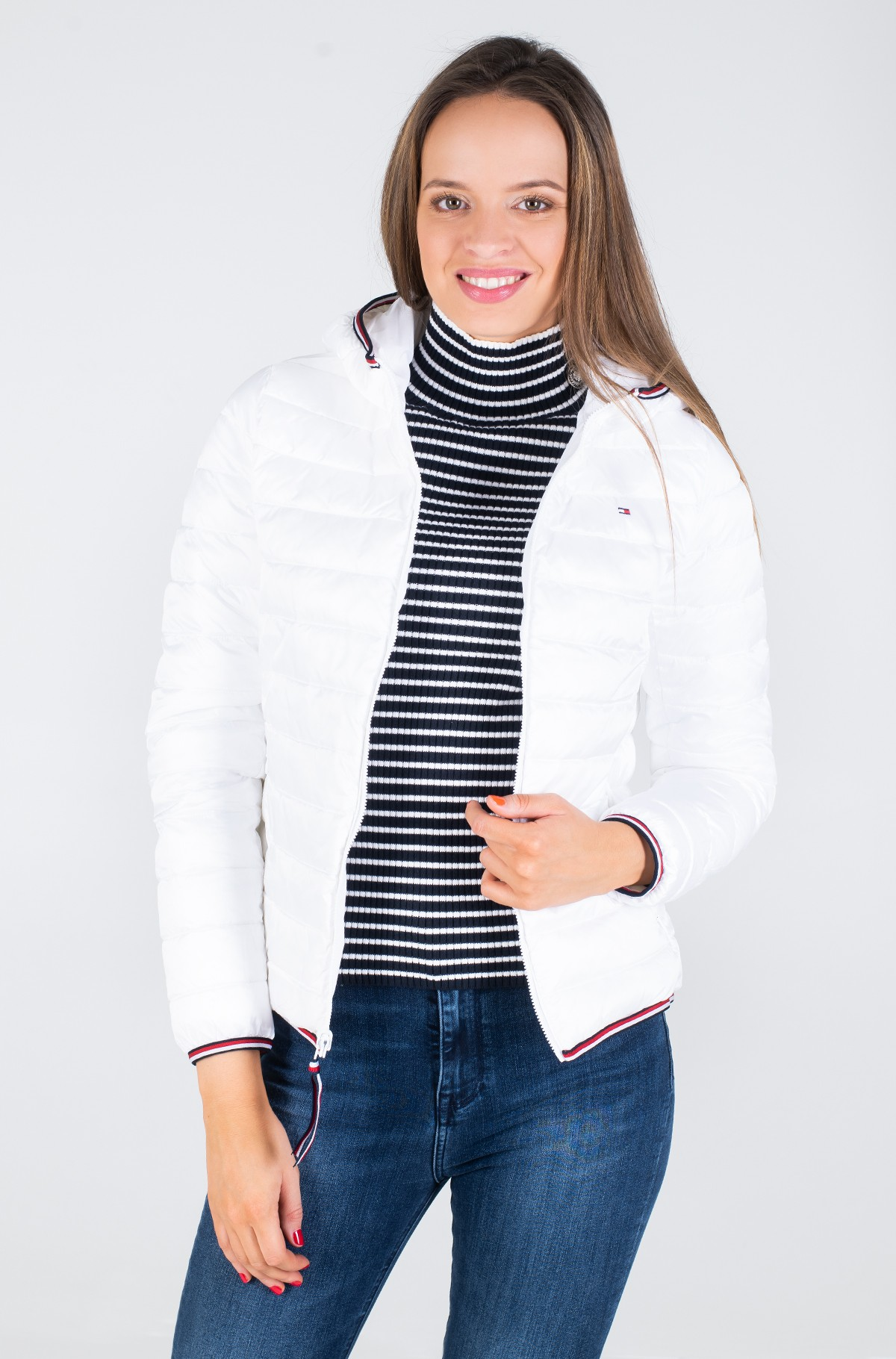 Reversible jacket TH ESSENTIAL REVERS PADDED JKT-full-4