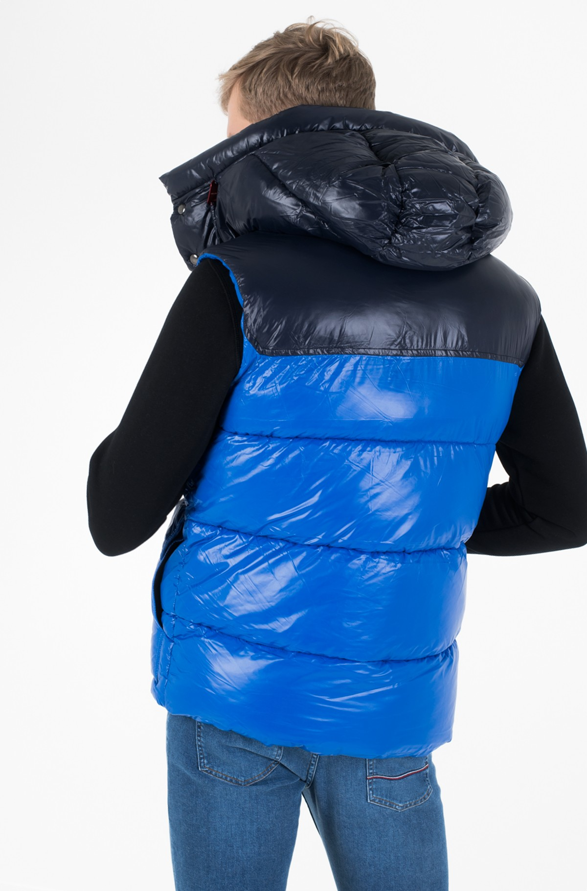 Liemenė HEAVY PADDED VEST-full-4