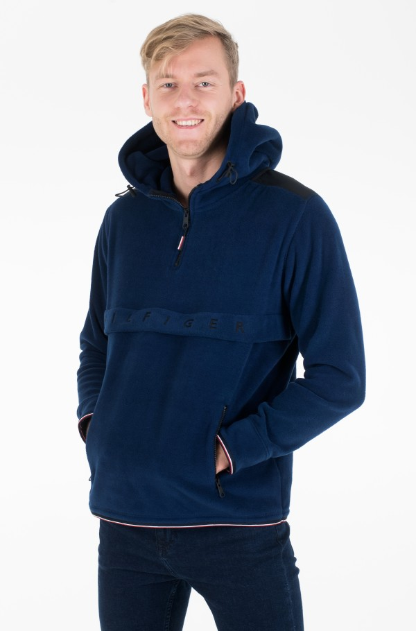 POLAR FLEECE ANORAK