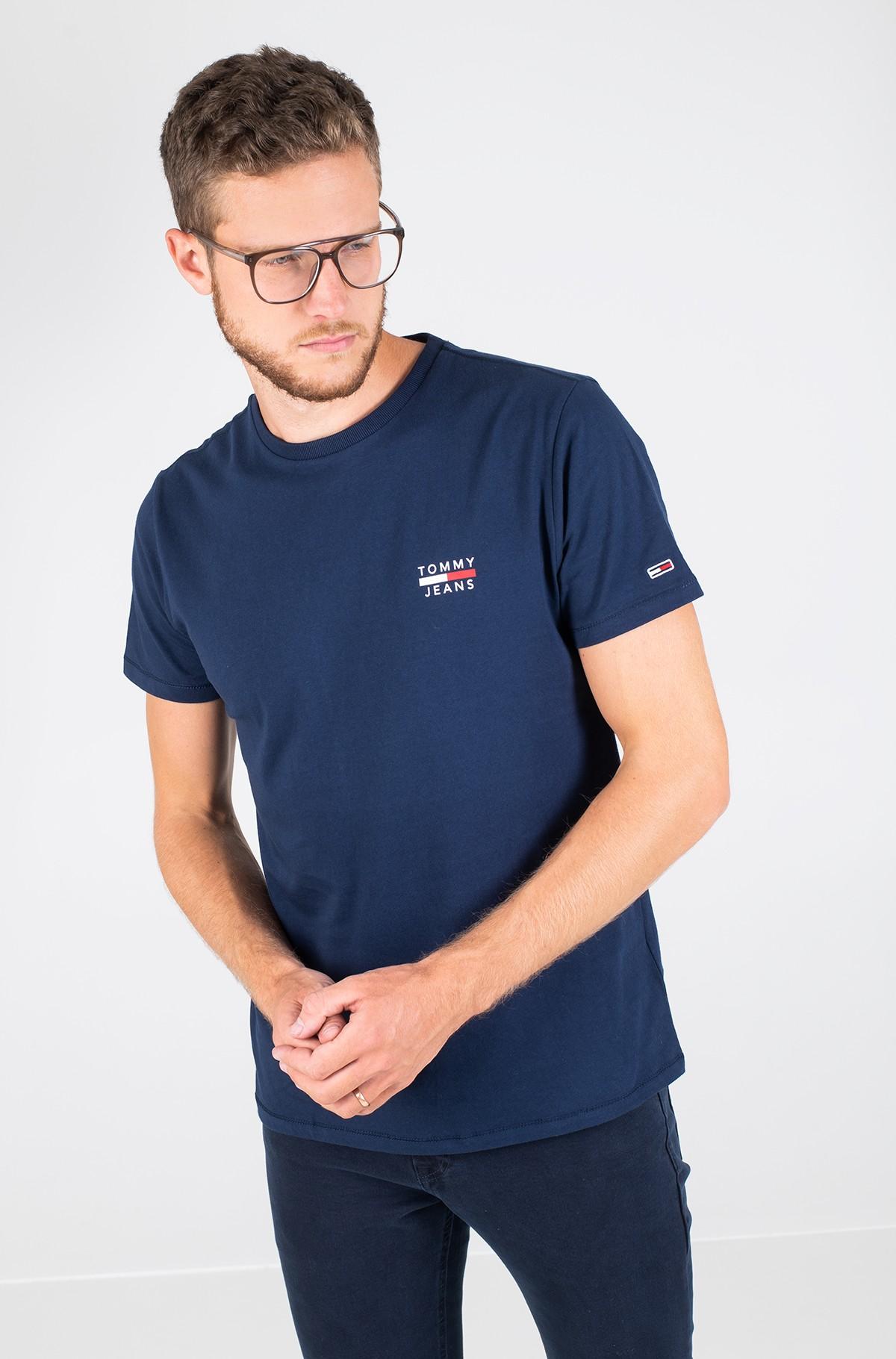 T-shirt TJM CHEST LOGO TEE-full-1