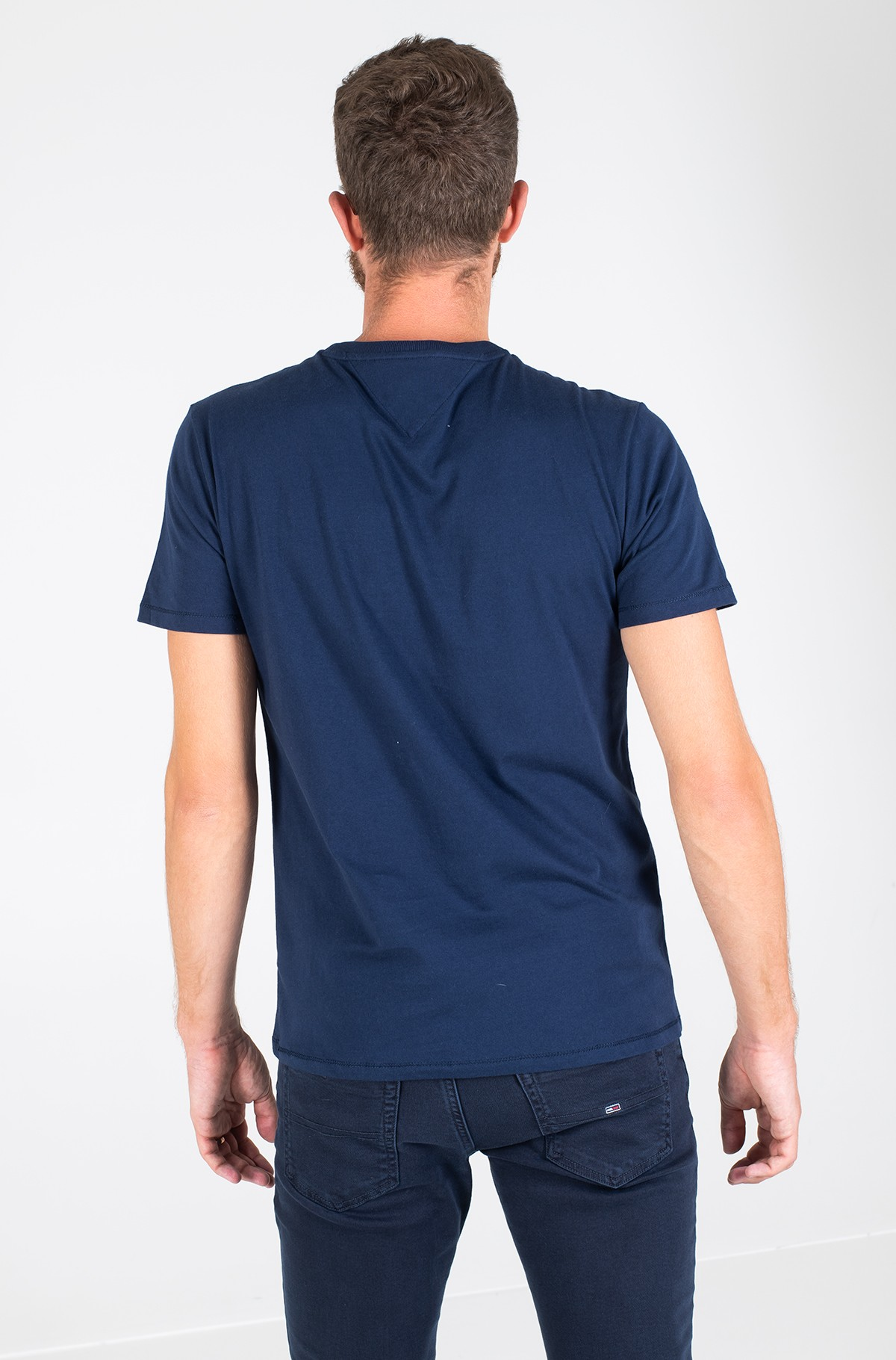 T-shirt TJM CHEST LOGO TEE-full-2
