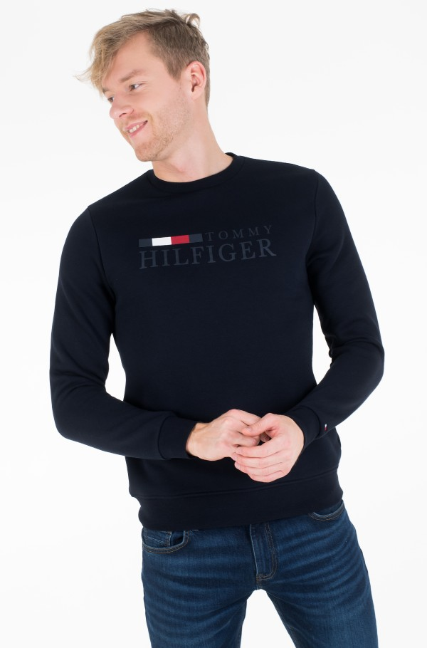 BASIC HILFIGER SWEATSHIRT