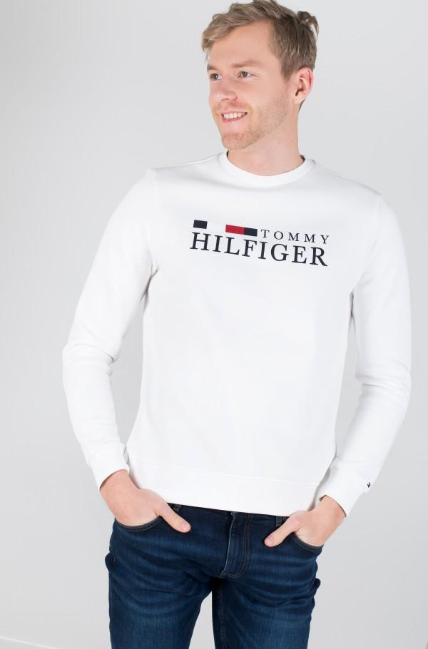 BASIC HILFIGER SWEATSHIRT-hover