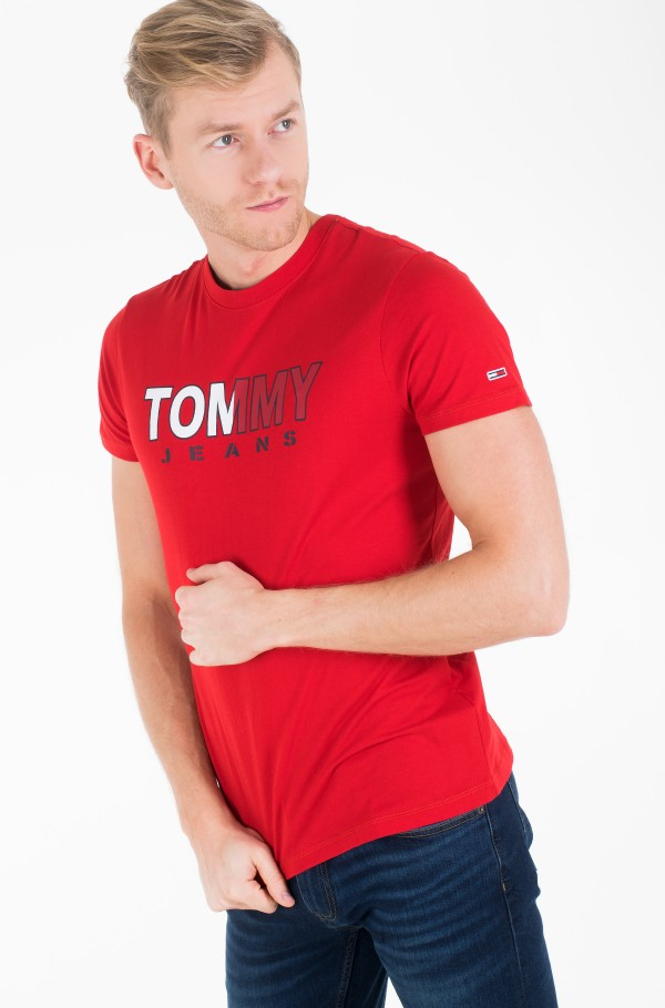 TJM TOMMY COLORED TEE-hover