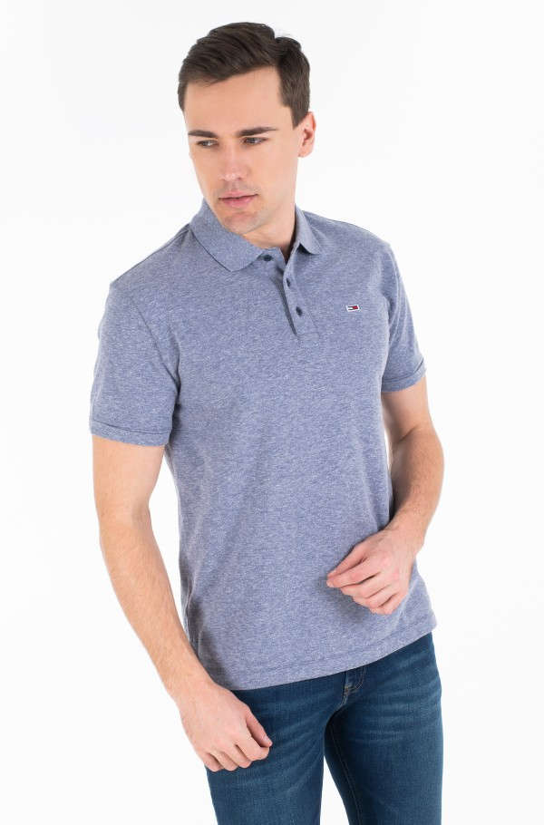 TJM LOGO SLEEVE POLO