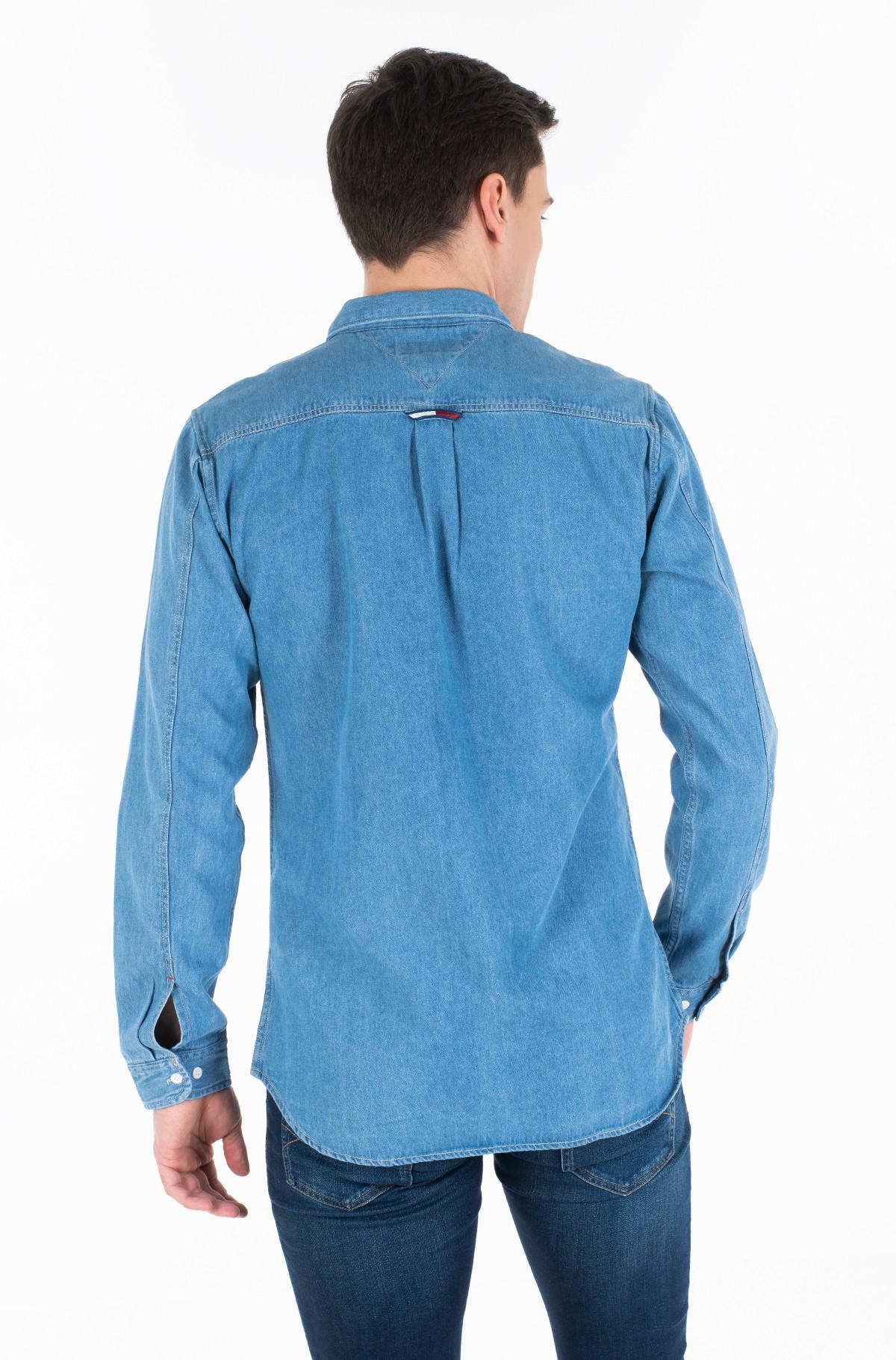 Džinsiniai marškiniai TJM DENIM SHIRT-full-3