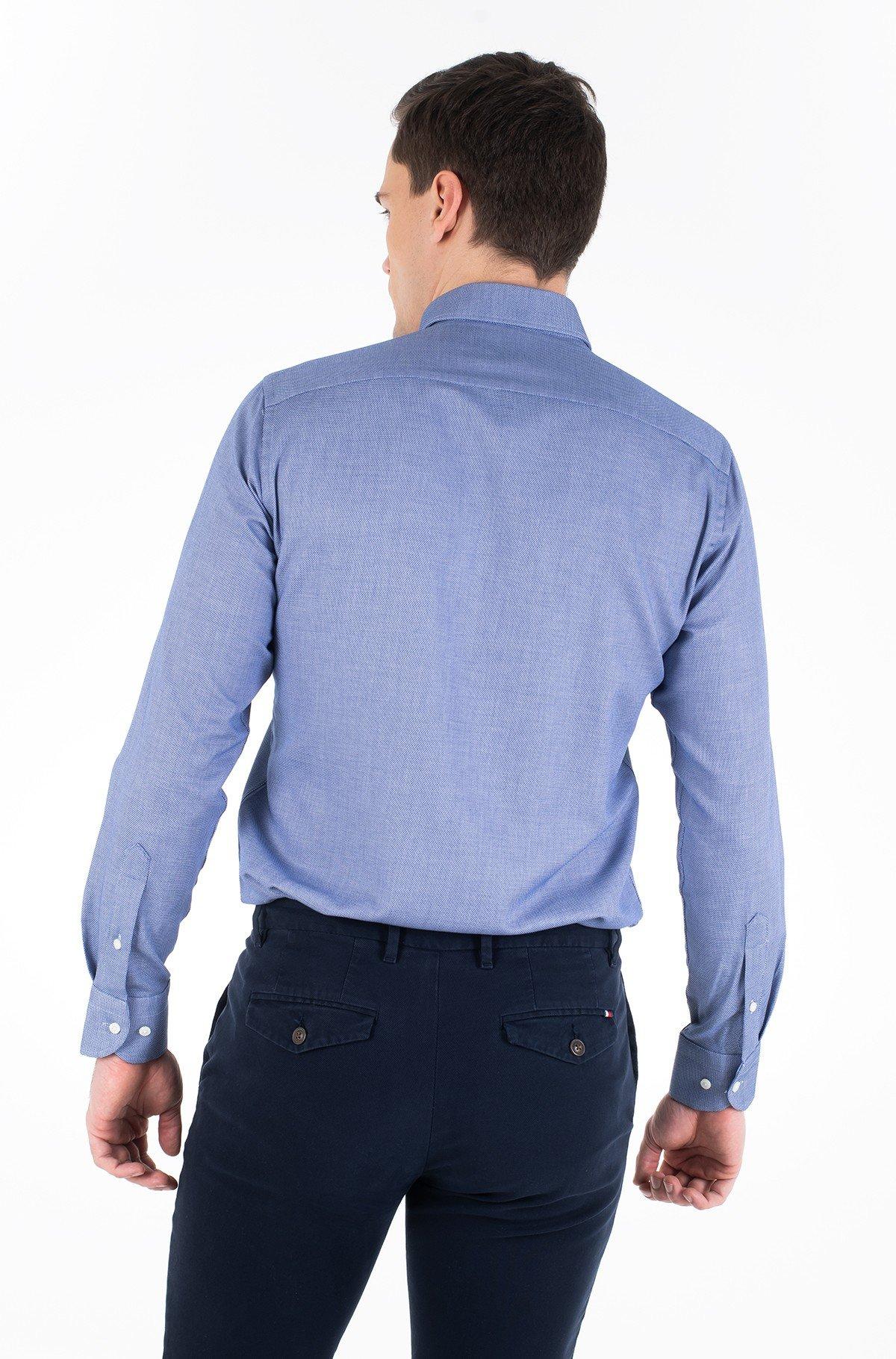 Marškiniai DOBBY BUTTON DOWN SHIRT-full-2