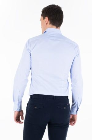 Marškiniai MICRO PRINT CLASSIC SLIM SHIRT-2