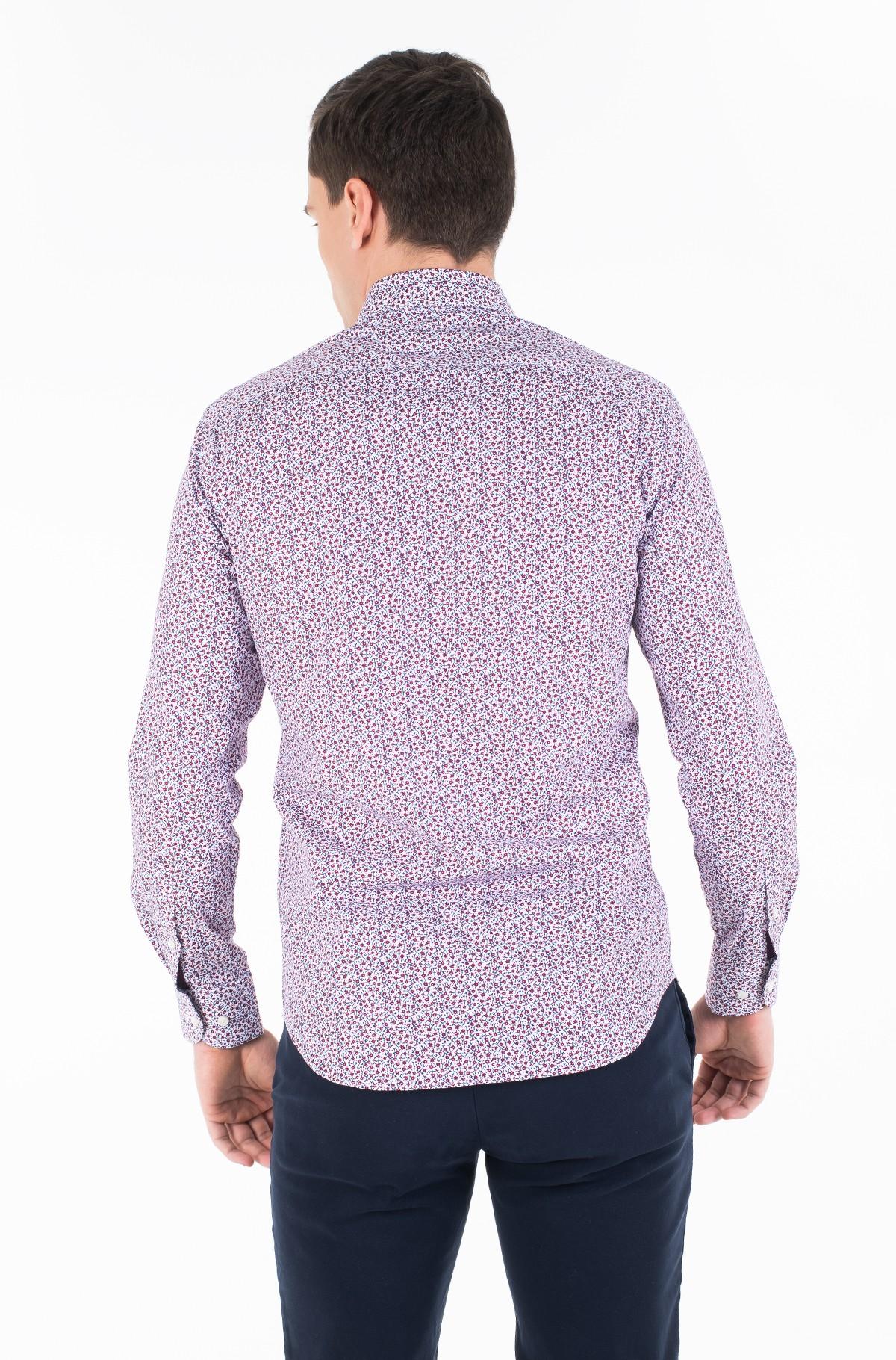 Marškiniai FLORAL PRINT CLASSIC SHIRT-full-2