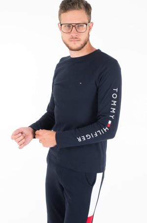 Long sleeved t-shirt TOMMY LOGO LONG SLEEVE TEE-1