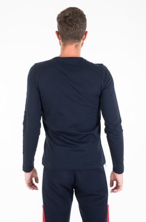Long sleeved t-shirt TOMMY LOGO LONG SLEEVE TEE-3