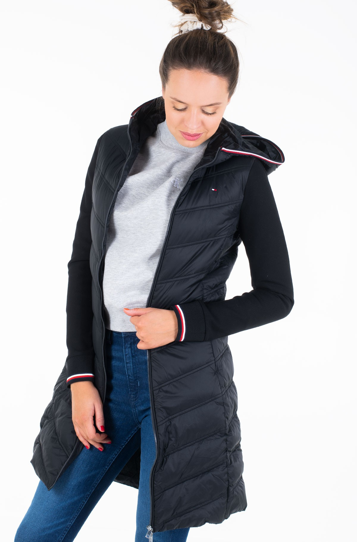 Mantel BELLA HYBRID LW DOWN COAT-full-2
