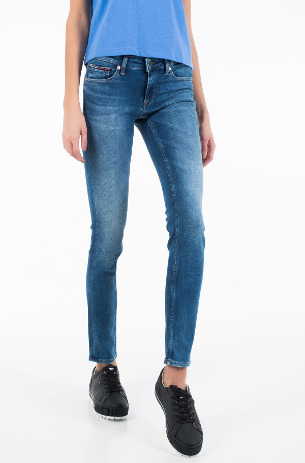 SOPHIE LOW RISE SKINNY  MNM