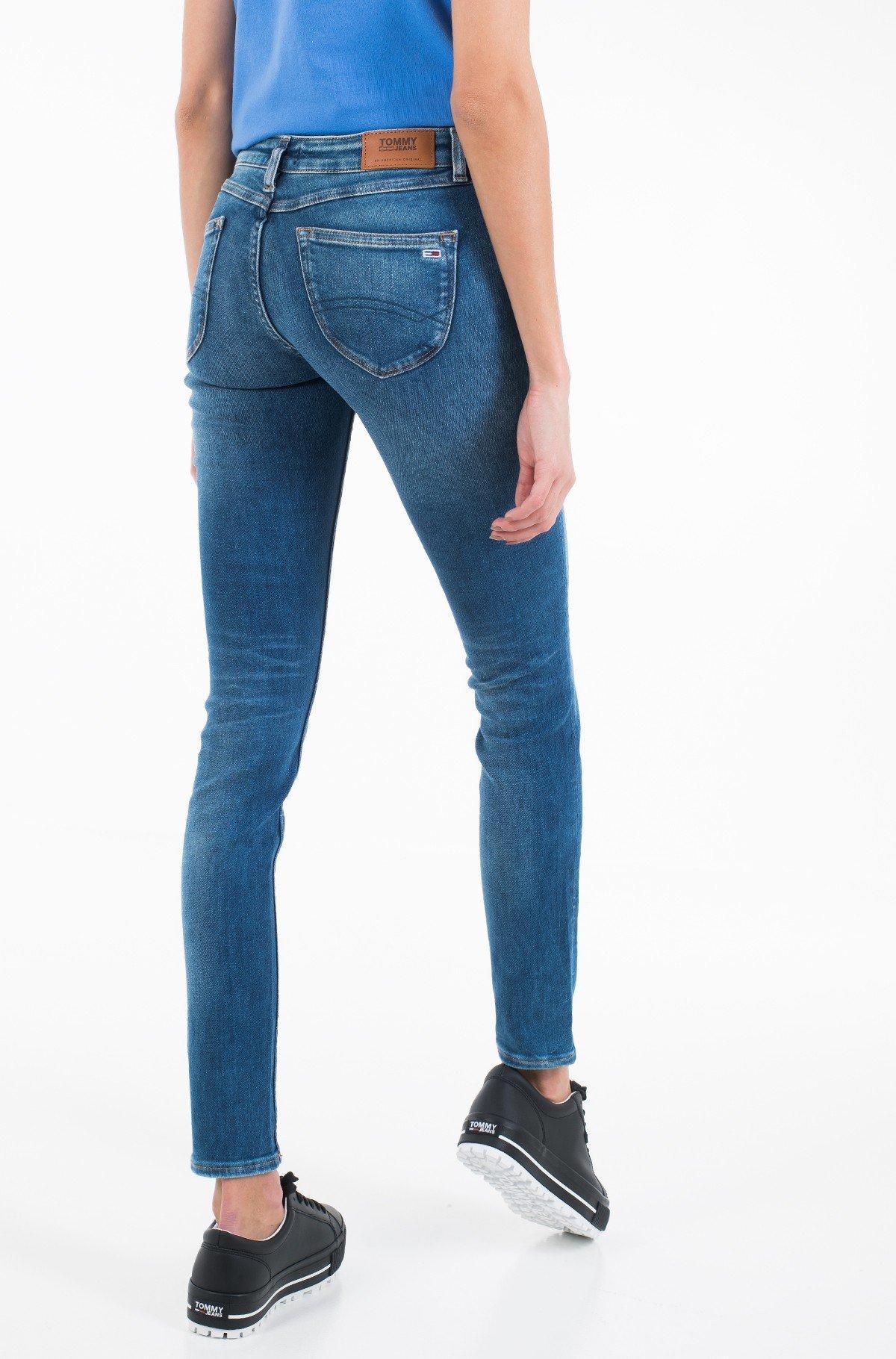 Džinsinės kelnės SOPHIE LOW RISE SKINNY MNM-full-3