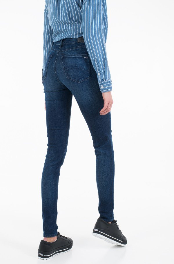 NORA MID RISE SKINNY CRPSD-hover