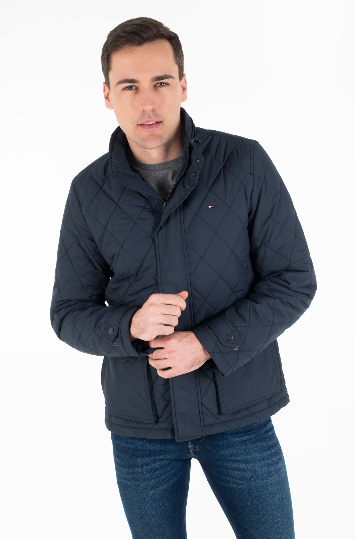Jope QUILTED JACKET-full-1