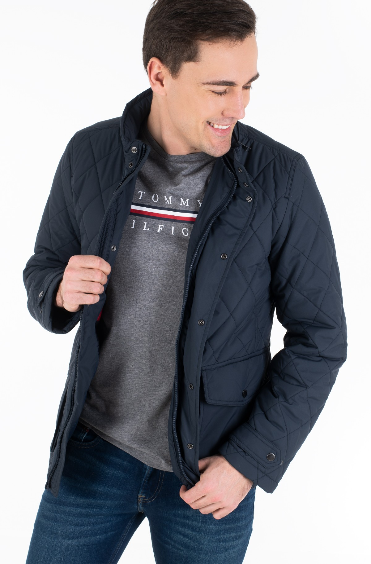 Jope QUILTED JACKET-full-2