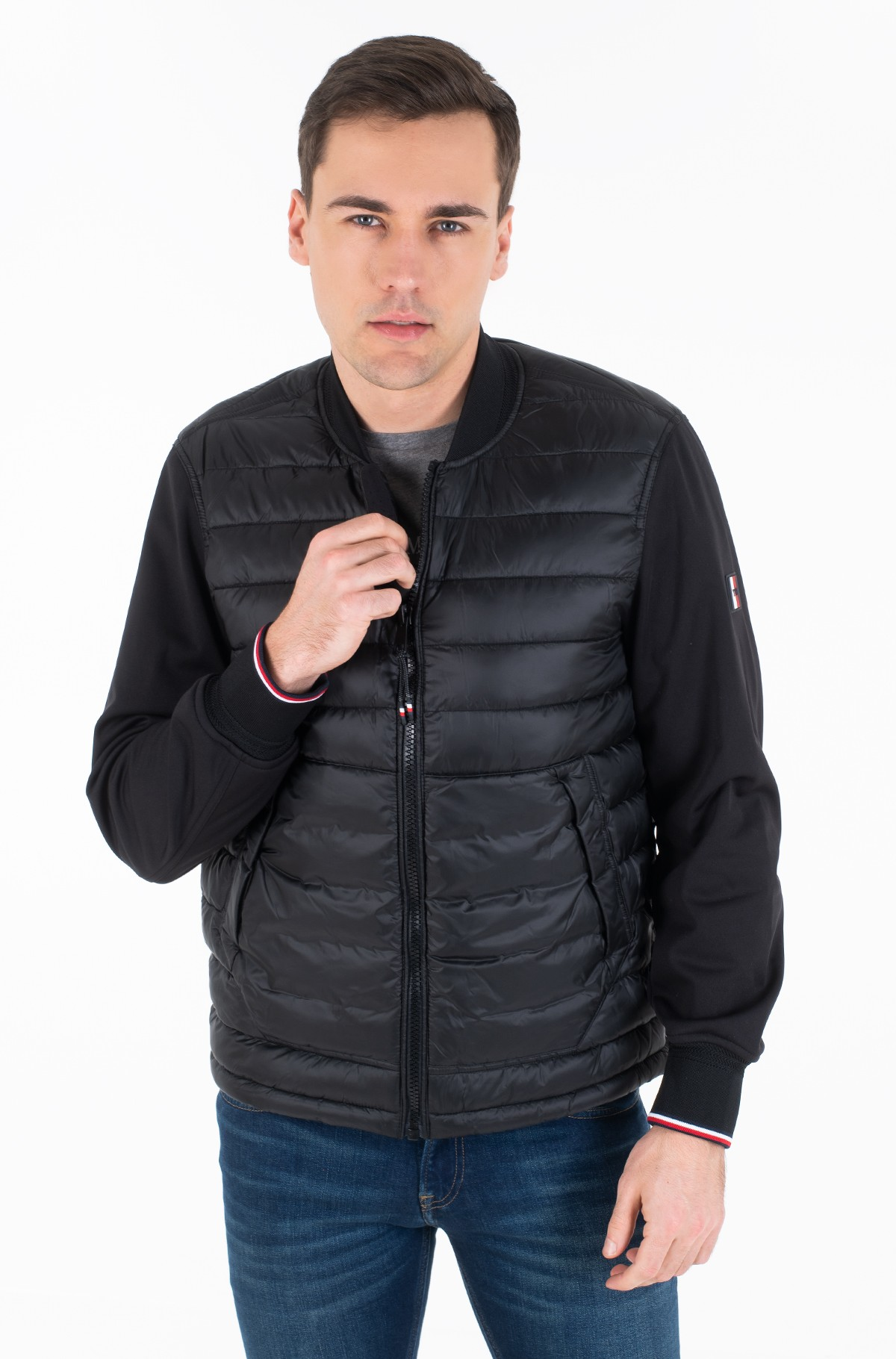 Jacket MIX MEDIA BOMBER-full-2