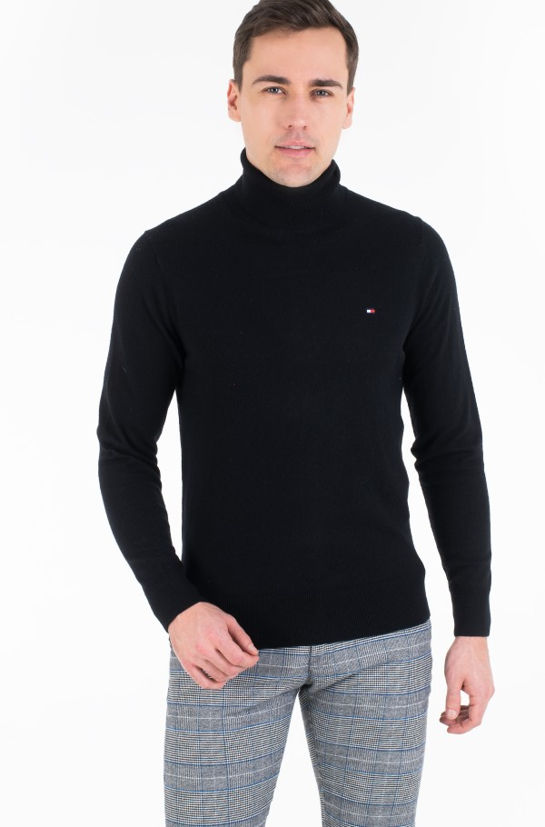 LUXURY TOUCH ROLL NECK