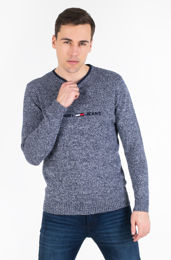 TJM MELANGE SWEATER