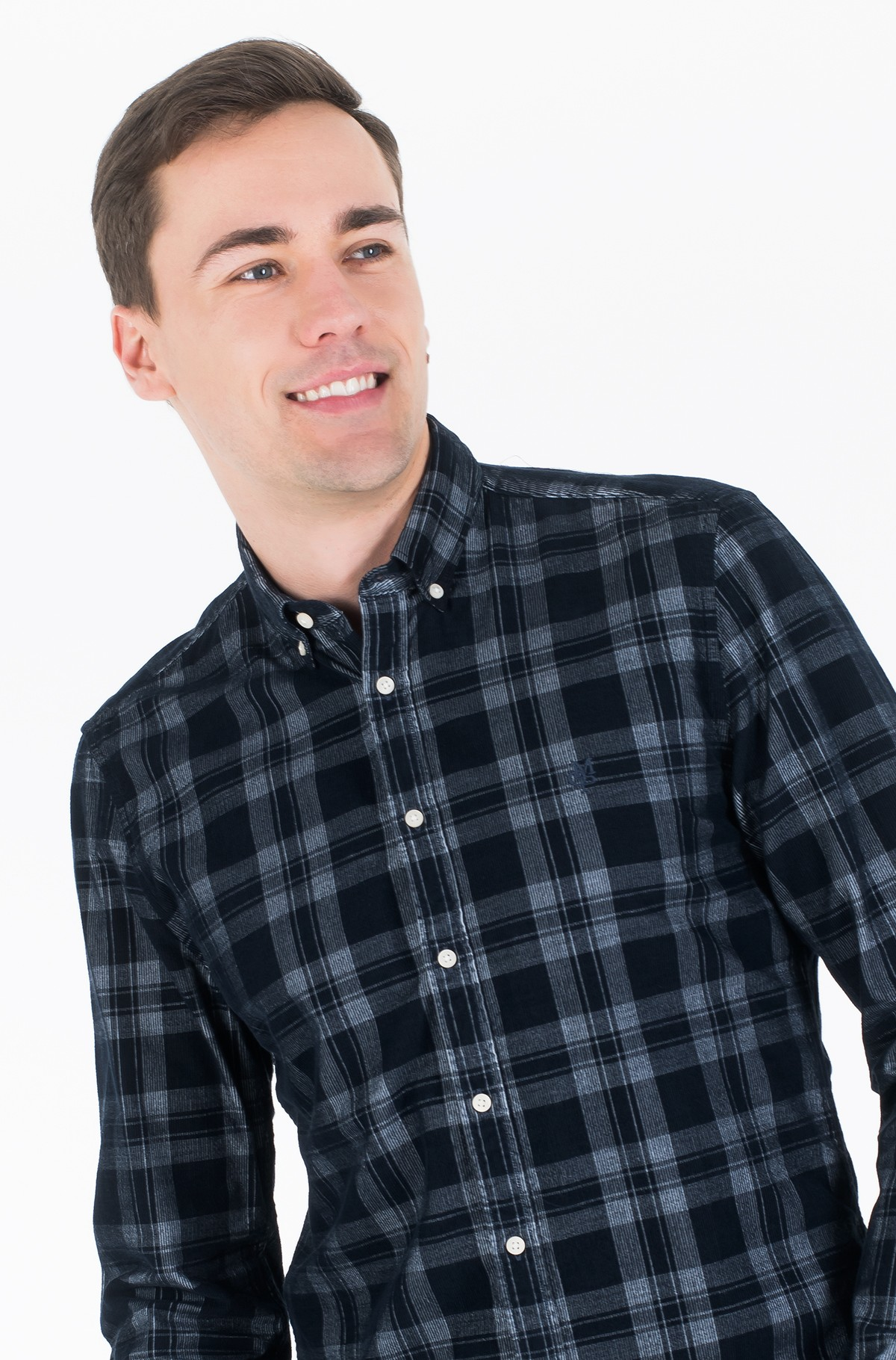 Velvet shirt 928 7407 42140-full-1