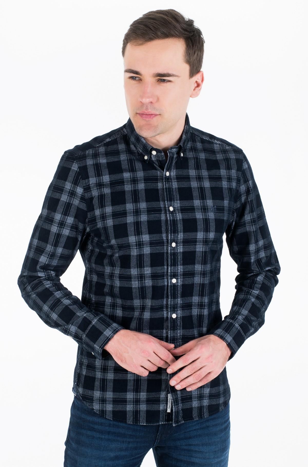 Velvet shirt 928 7407 42140-full-2