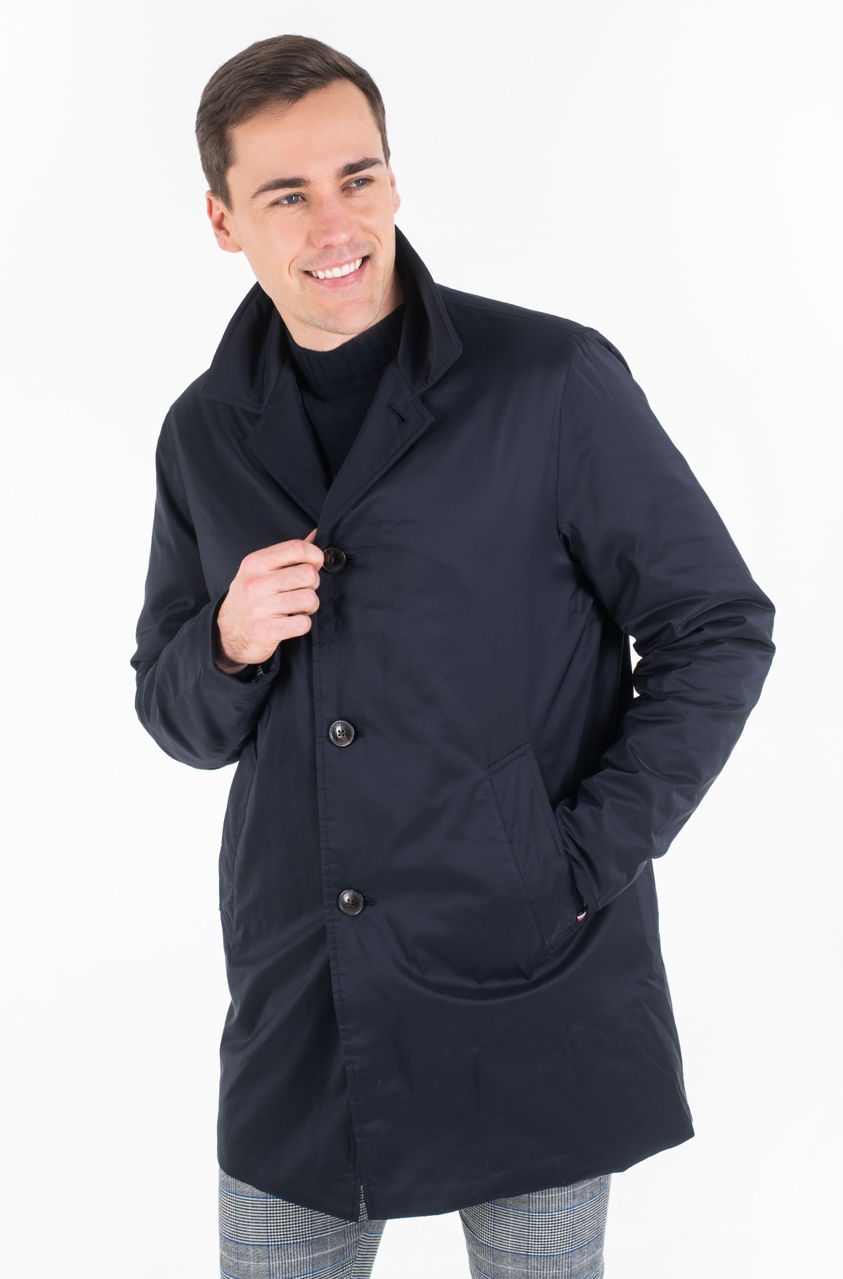 Mētelis LT PADDED CARCOAT-full-1