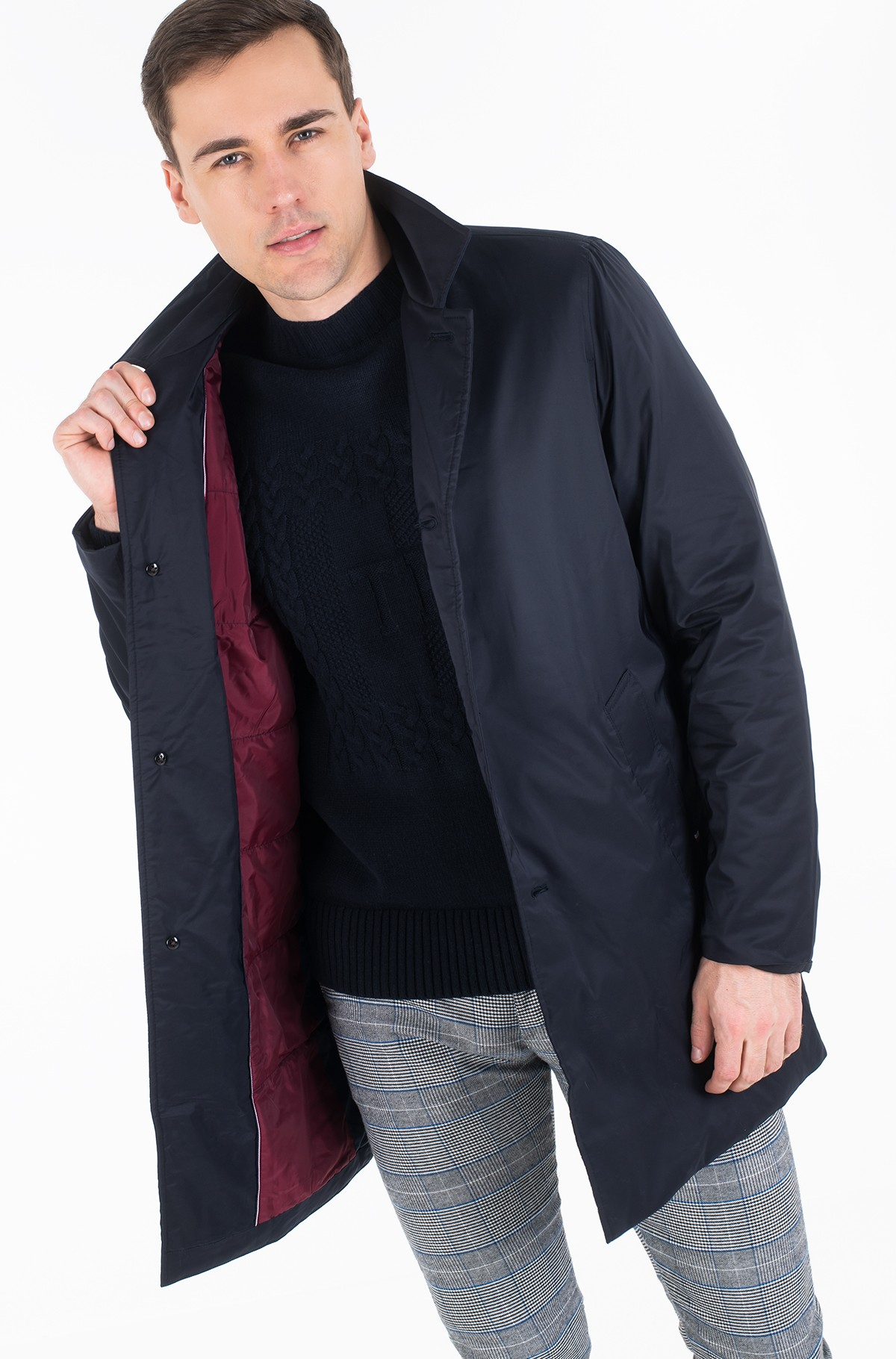 Mētelis LT PADDED CARCOAT-full-2