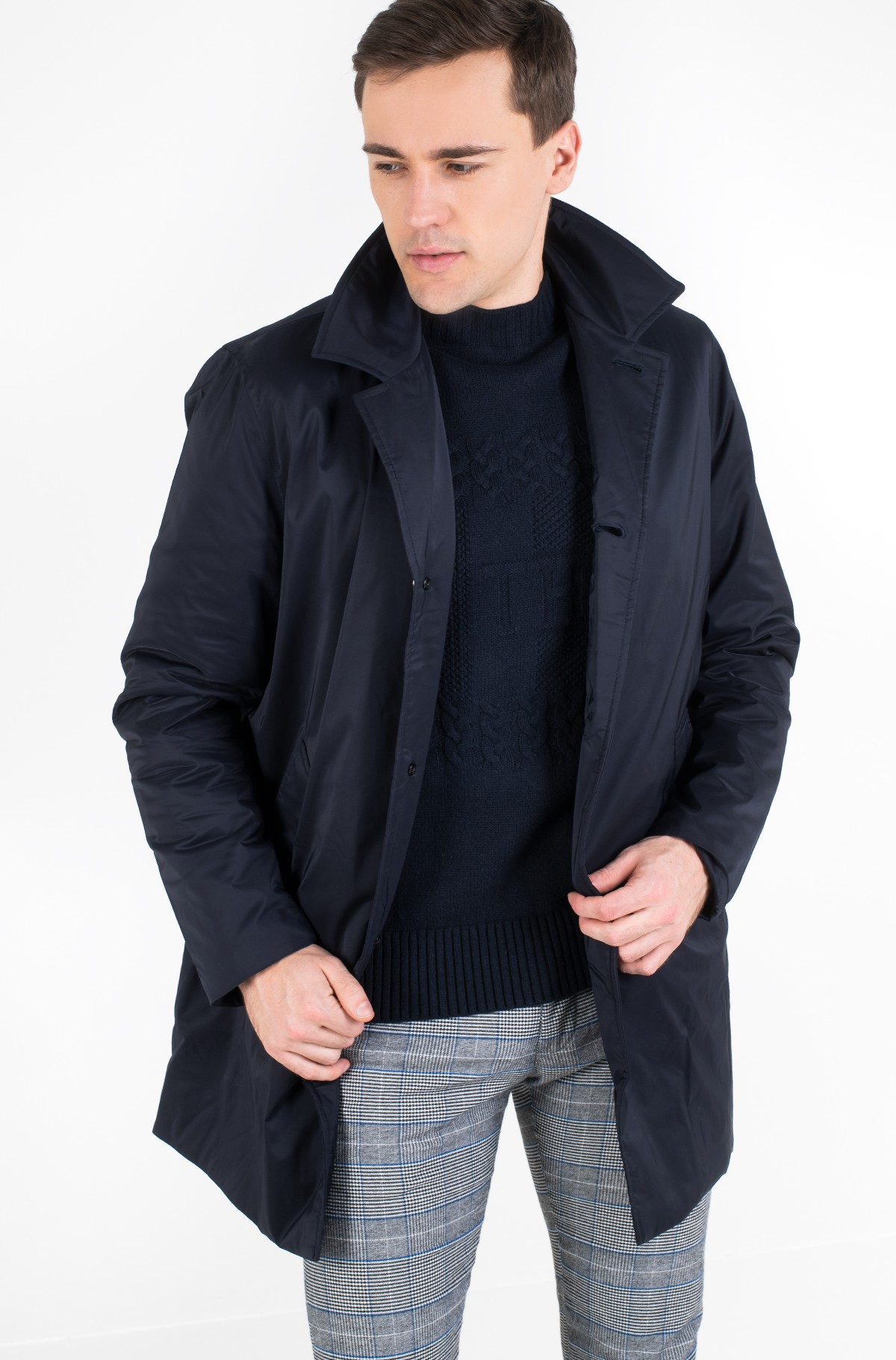 Mētelis LT PADDED CARCOAT-full-3