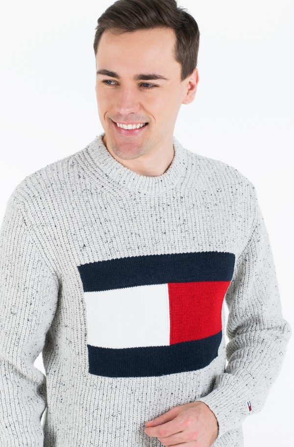 TJM TOMMY FLAG SWEATER