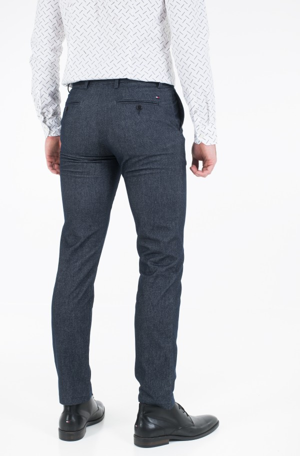 DENTON CHINO STR WOOL LOOK FLEX-hover