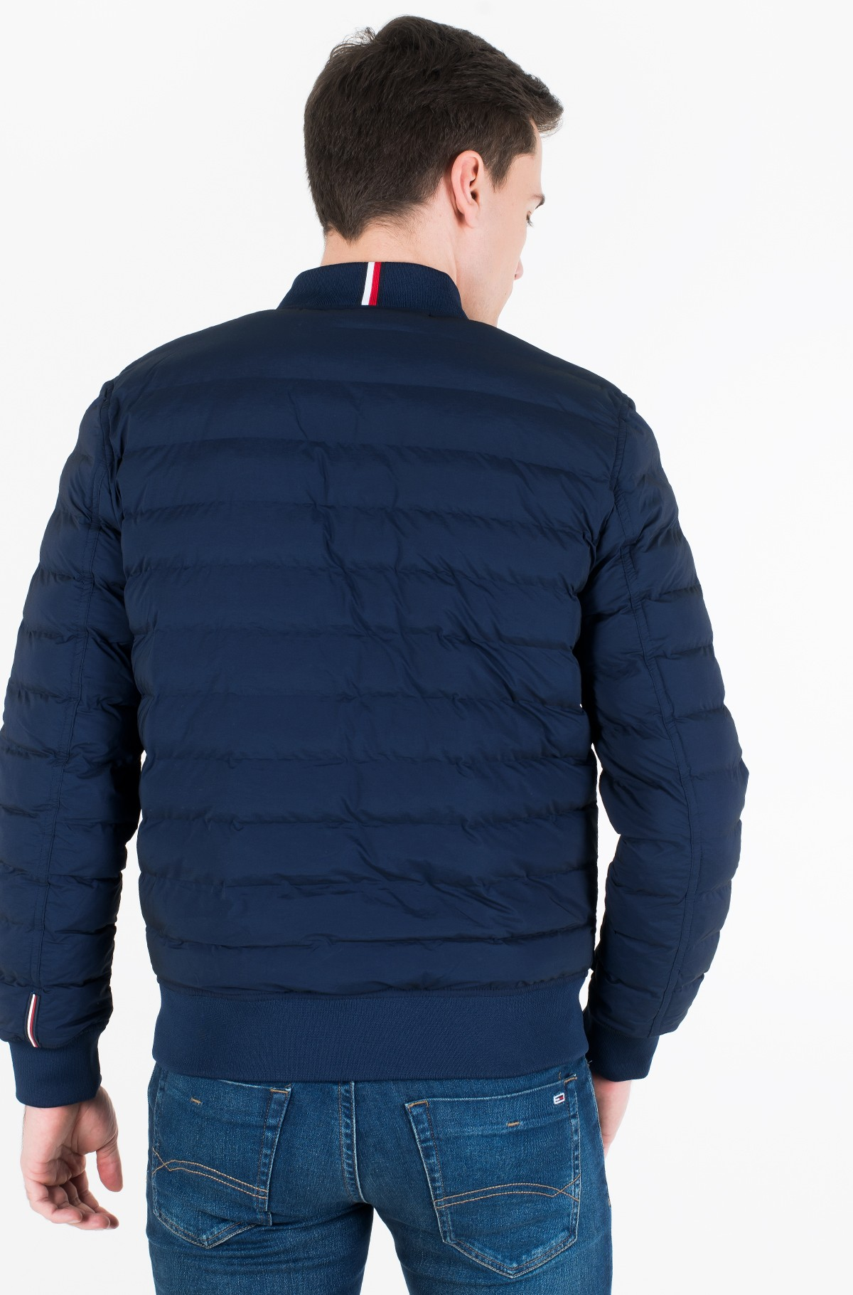 Jope STITCHLESS QUILTED BOMBER-full-3