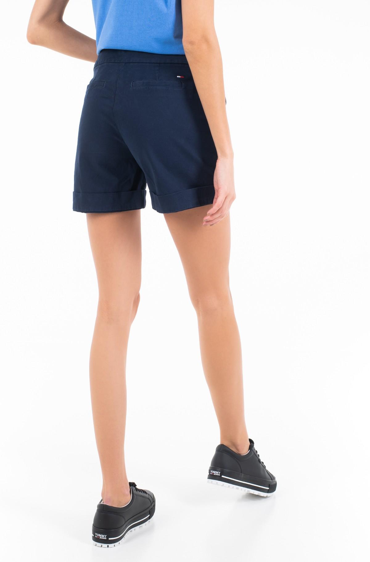 Lühikesed püksid TJW ESSENTIAL CHINO SHORT-full-2